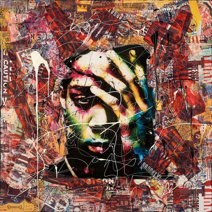 Basquiat by T. Auger - artsdumonde