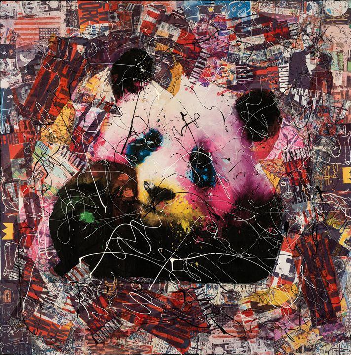 Panda By T. Auger - artsdumonde