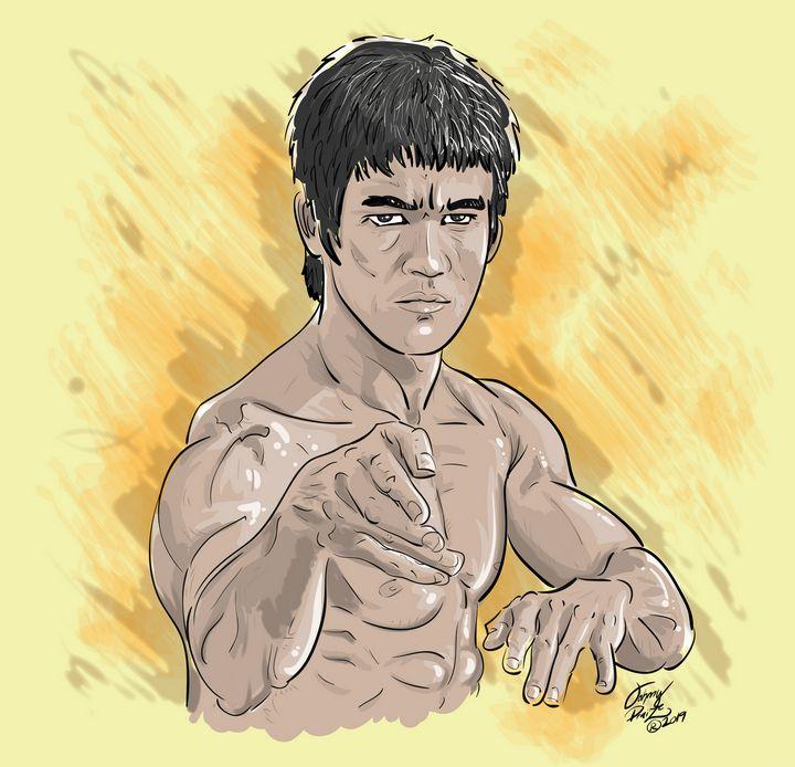 Bruce Lee - Johnny Praize