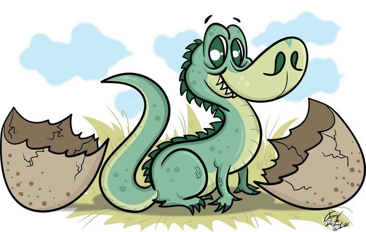 Baby Alligator - Johnny Praize