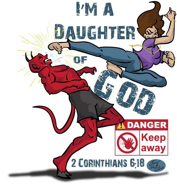 Daughter of God - Johnny Praize