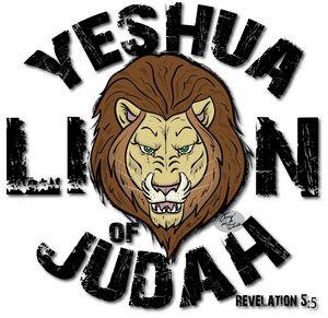 Yeshua Lion of Judah