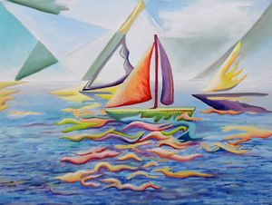 The dream: boat racing