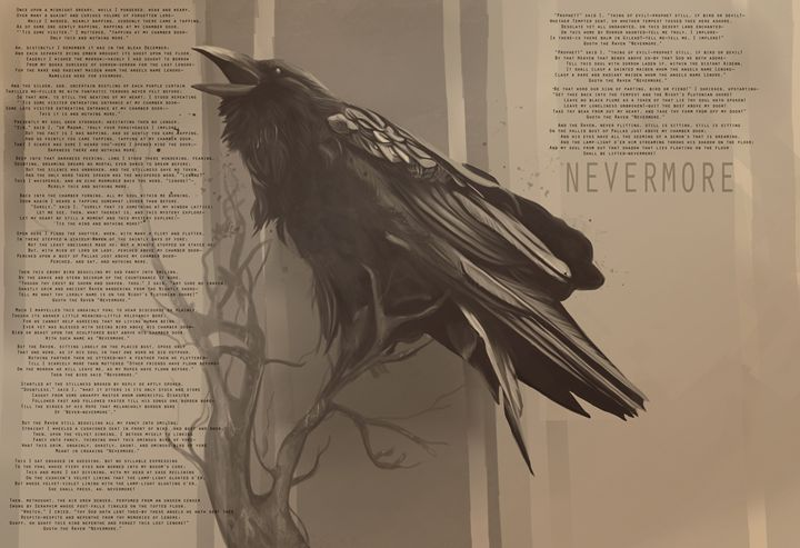 The Raven - Shylow Miller