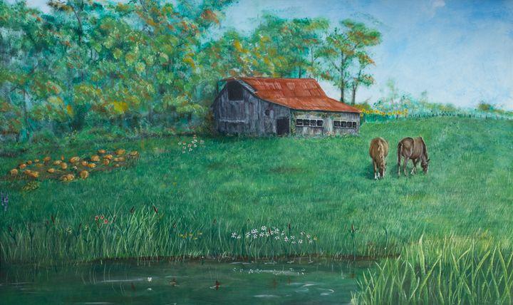barn - The Artful Codger