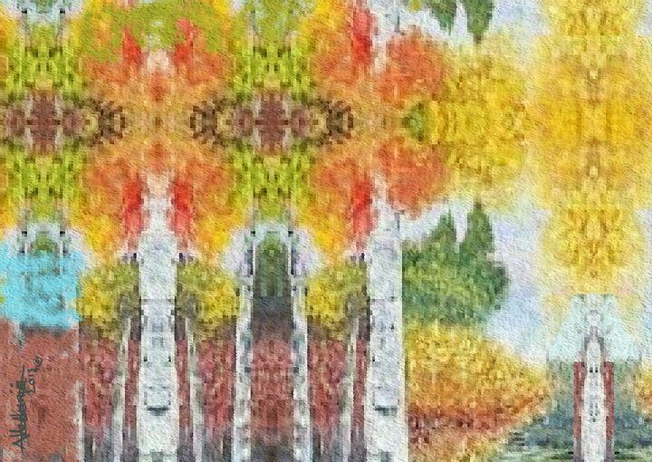 Trees - YagblaArt