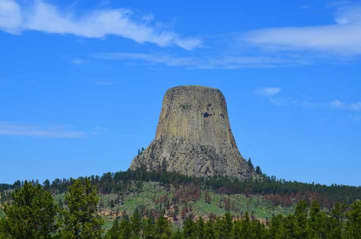 Devils Tower - Scenic America Photography