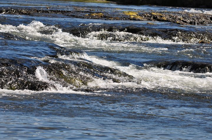 Rushing Waters - Scenic America Photography