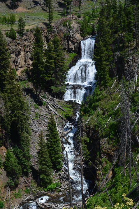 Waterfalls - Scenic America Photography