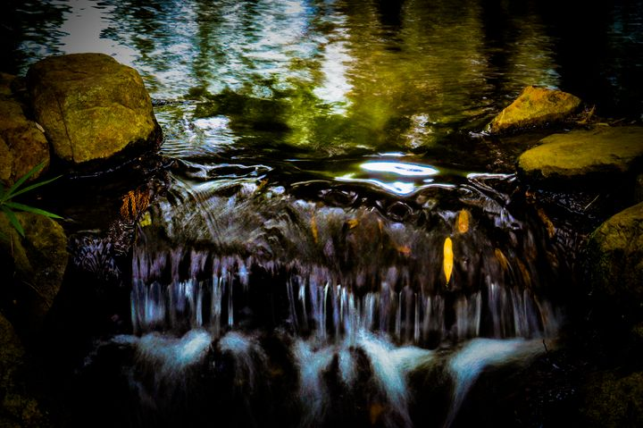 Rolling River - Andrew Willett Photography and Art