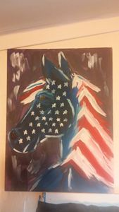 Patriot Horse