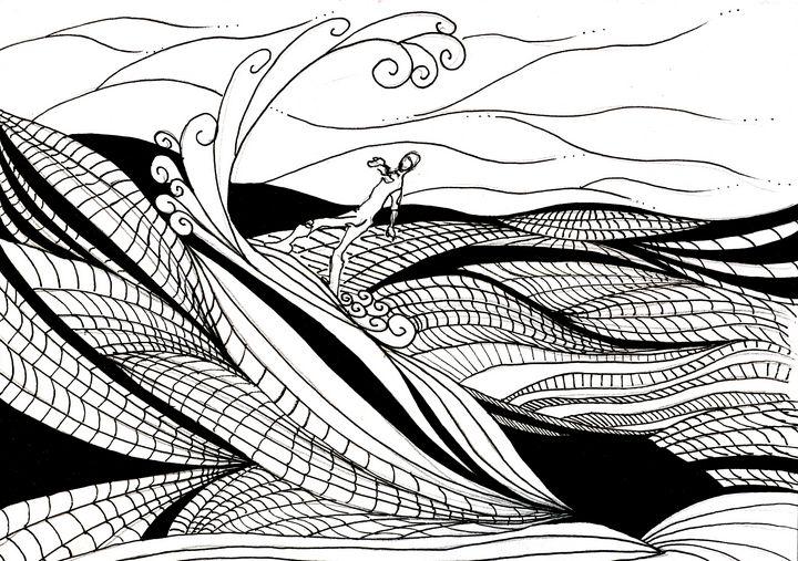Surfing - Marko Stanimirovic