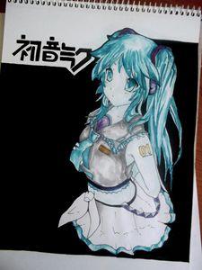 Hatsune Miku ^^