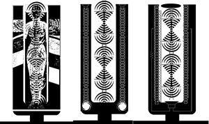 The Four Tuning Forks