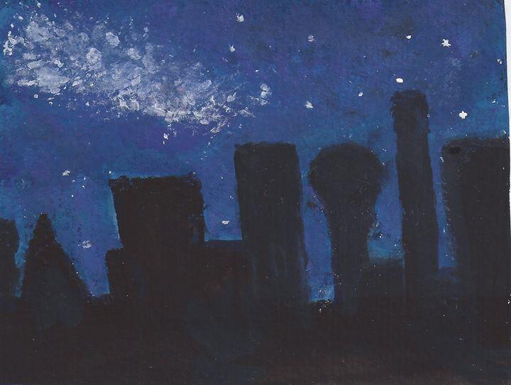 Silent City - LH Art