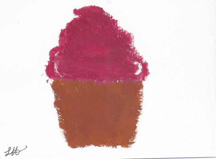 Cupcake - LH Art