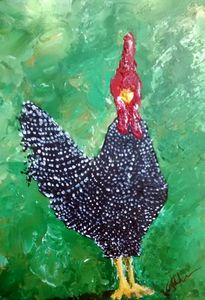 Elvis the Rooster