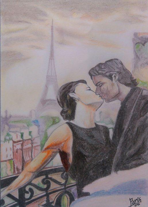 Romance in Paris - Jisu arts