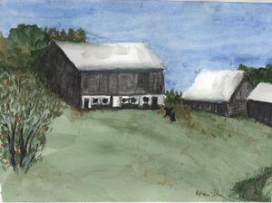 Farmstead, Eastern Ontario