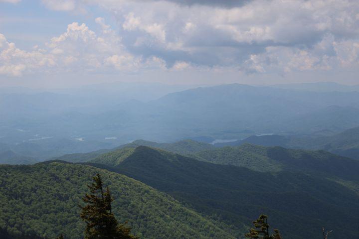 Smoky mountains - CP