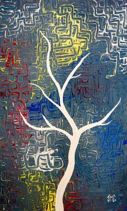 Eight Limbs - Namasté Painting
