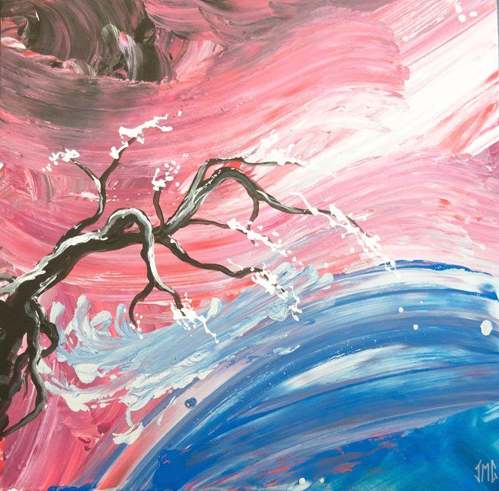 Enduring Spirit - Namasté Painting