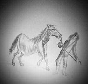 Stubborn Mule.