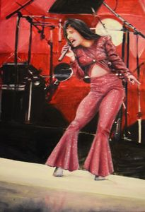 Selena Live at the Rodeo Houston
