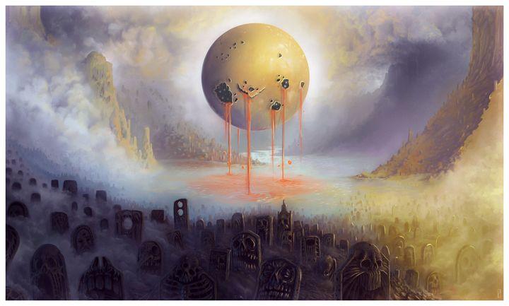 Sphere God - David Gigante