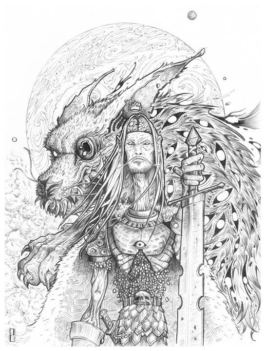KWP drawing - David Gigante