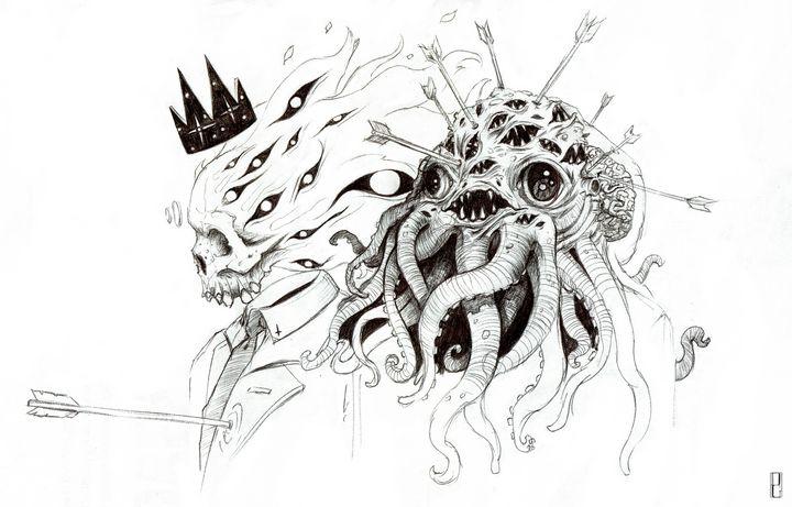 M. Skull & M. Poulpi - David Gigante