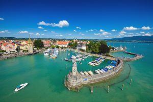 Lindau Lake Constance Germany