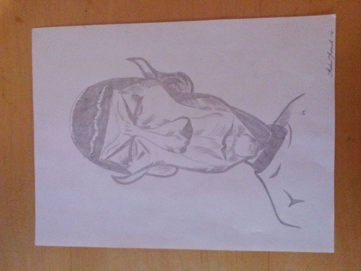 Spock caricature - Stephen ferrante