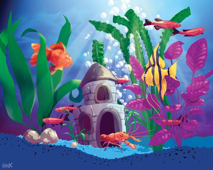 Aquarium - Studio ComX
