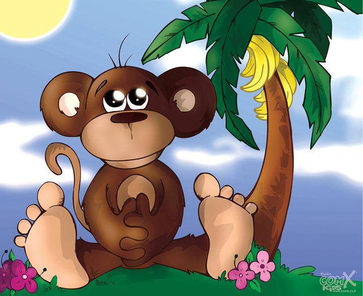 Bob The Monkey - Studio ComX