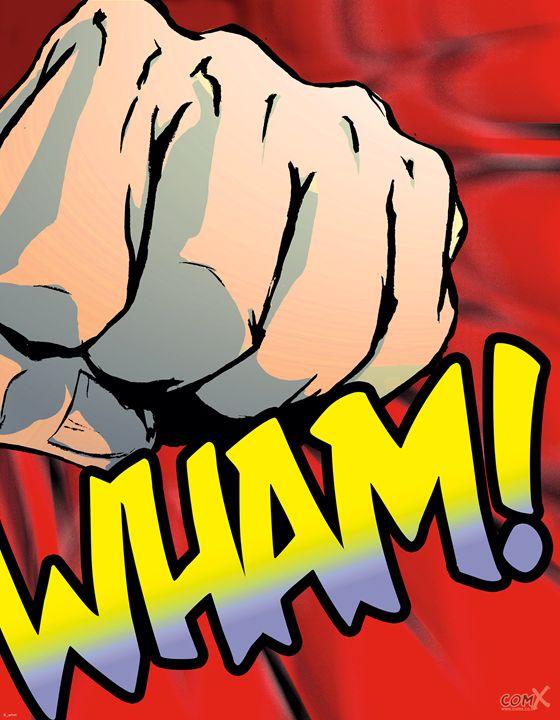 Wham - Red - Studio ComX