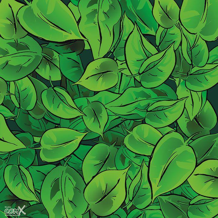 Green Leaves - V1 - Studio ComX