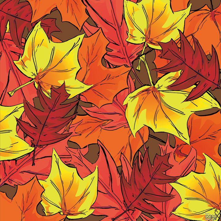 Autumn Leaves - V1 - Studio ComX