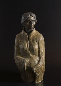 "Frank Howell ""Marita"" bronze"