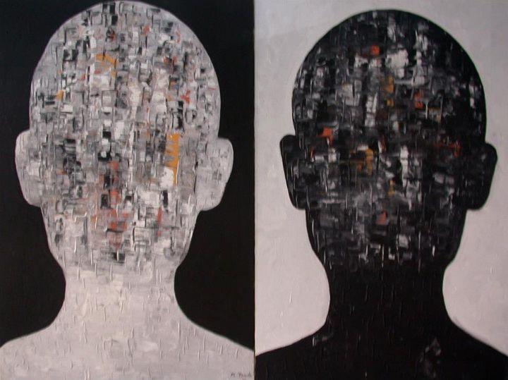 Dualism - sold - Mounia Dadi