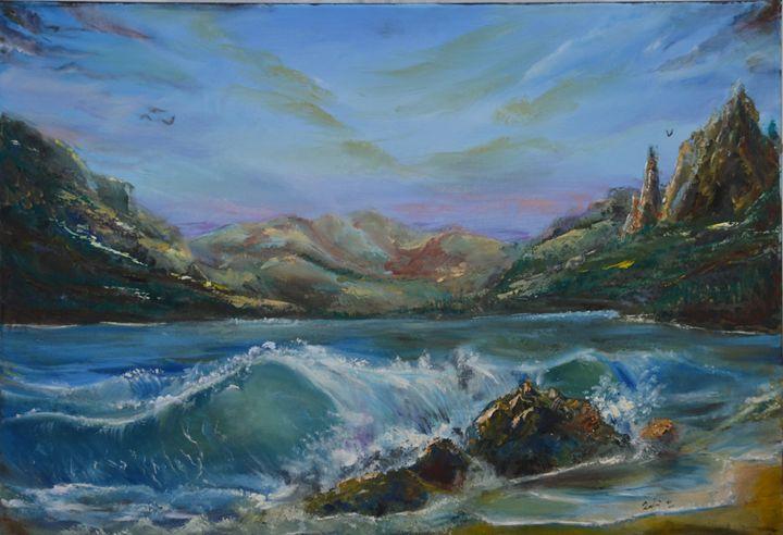 Seascape - WEISZ GABRIEL