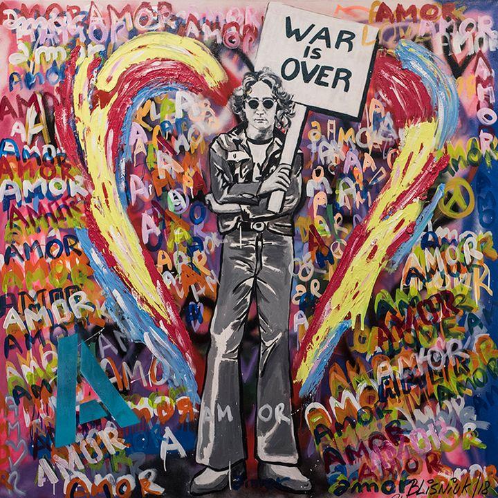 Make Love not war - Raul Blisniuk