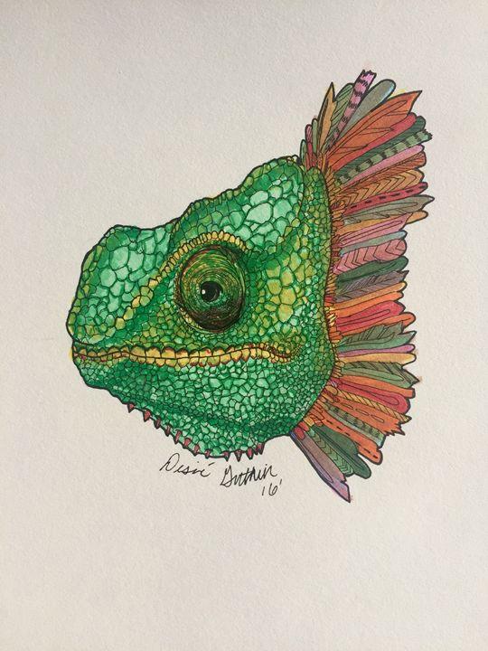 Chameleon - Desiré Guthier