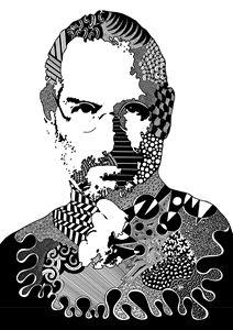 Steve Jobs Doodle