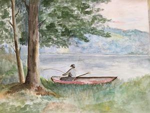 Silence Fishing