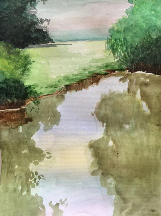 Pond - Jane