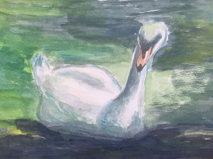 White Swan - Jane