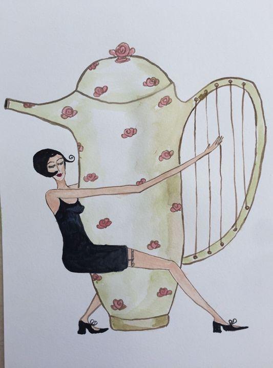 Coffee Fairy - Jane