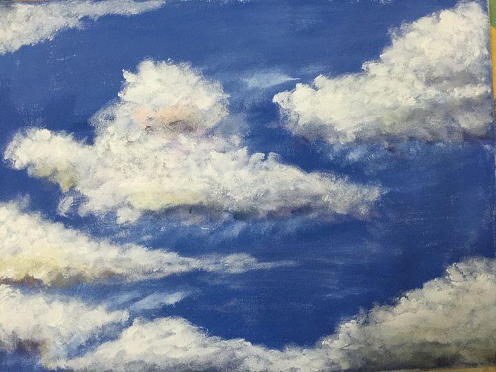 Clouds - Jane