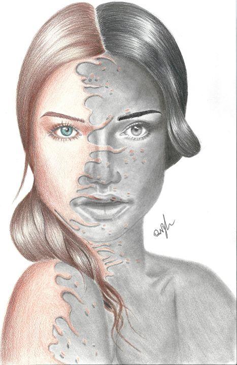 Woman's beauty - Dunya Ba